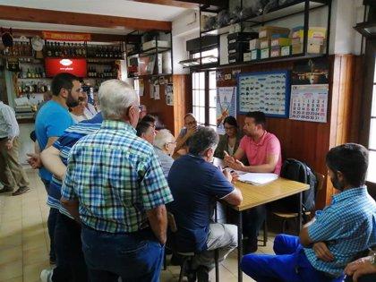 """El PP demanda una """"solución inmediata"""" al estado de la AS-36, en Valdés"""