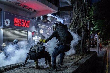 EEUU emite una alerta de viaje a Hong Kong por las manifestaciones de las últimas semanas