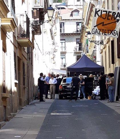 San Sebastián acogerá el viernes la venta solidaria del vestuario y atrezzo de la última película de Woody Allen
