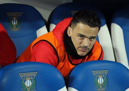 Roque Mesa jugará cedido en el Leganés
