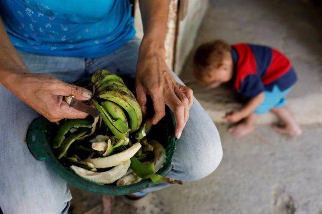 Malnutrinición en Venezuela