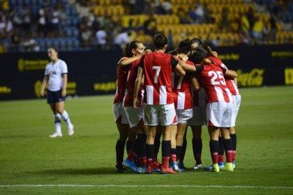 El Athletic Club gana el Carranza en los penaltis