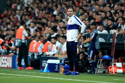 """Lampard: """"Siento que fuimos el equipo más fuerte"""""""