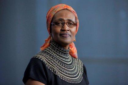 Nombran a la activista humanitaria Winnie Byanyima nueva directora de ONUSIDA