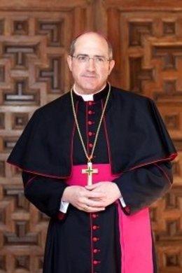 Obispo auxiliar de Sevilla, Monseñor Santiago Gómez