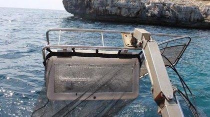 El servei de neteja del litoral recull 15 tones de residus el mes de juliol a Balears