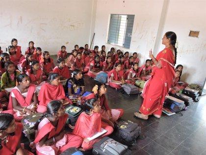 Diputación de Huelva contribuye al acceso a secundaria de más de 3.000 jóvenes desfavorecidos en Anantapur (India)