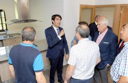 La Junta invierte 8,07 millones en rehabilitar 185 viviendas en pequeños municipios para alquiler social