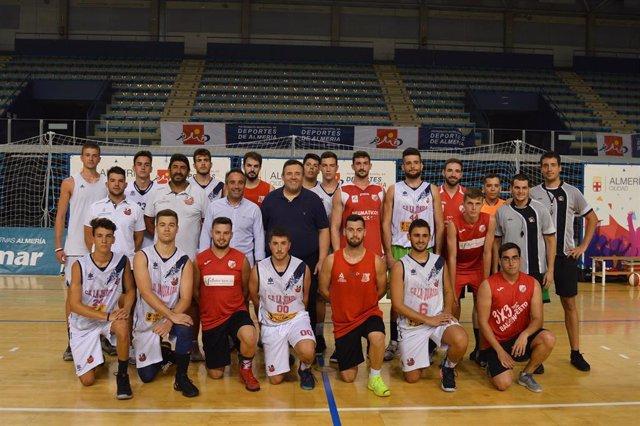 Participantes del Toreno de Feria de Almería