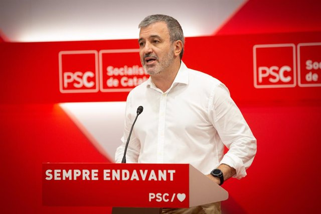 Jaume Collboni (PSC). Arxiu.