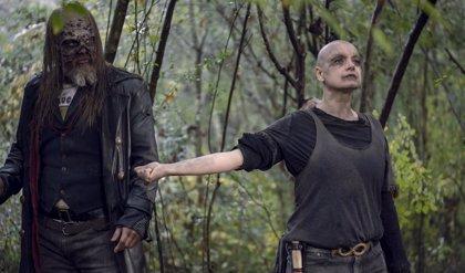 """The Walking Dead mostrará el lado """"más humano"""" de Alpha en la 10ª temporada"""