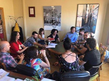 Ayuntamiento de Jaén y Movimiento Abierto por la Cultura establecen una mesa consultiva para mejorar la gestión