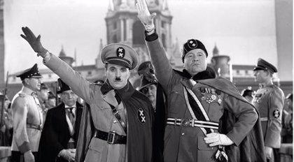 El ciclo de cine sobre Charles Chaplin proyecta este viernes en Condestable 'El gran dictador'