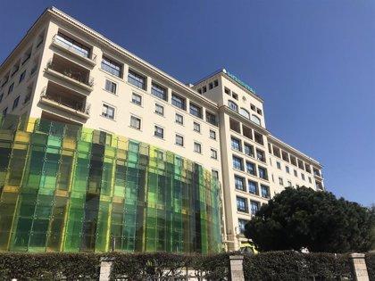 La Fiscalía archiva una denuncia de Satse contra el Hospital Regional de Málaga por aplicar la técnica ECMO
