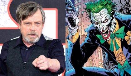 Así (de genial) sería Mark Hamill como Joker en Crisis en Tierras Infinitas