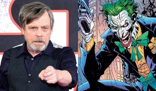 Mark Hamill pone voz a Joker