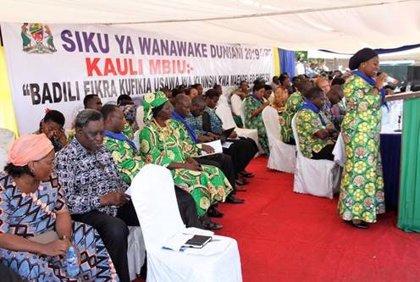 Gipuzkoa destina 120.000 euros a un programa de reducción de la violencia de género en Tanzania