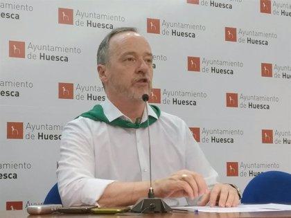 """El Ayuntamiento de Huesca destaca la """"alta participación"""" en las fiestas de San Lorenzo, que dejan """"buenas sensaciones"""""""