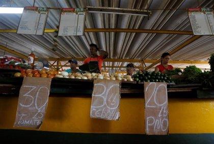 El Gobierno cubano impone nuevos controles de precios para contener la inflación