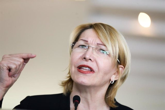 Luisa Ortega Díaz, antigua fiscal general de Venezuela