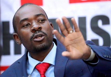 La Policía de Zimbabue prohíbe las protestas convocadas para el viernes por la oposición