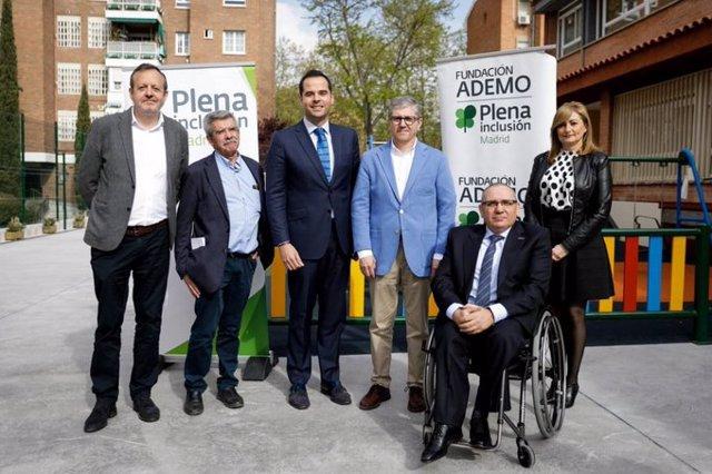 Imagen de archivo del nuevo consejero de Políticas Sociales Alberto Reyero