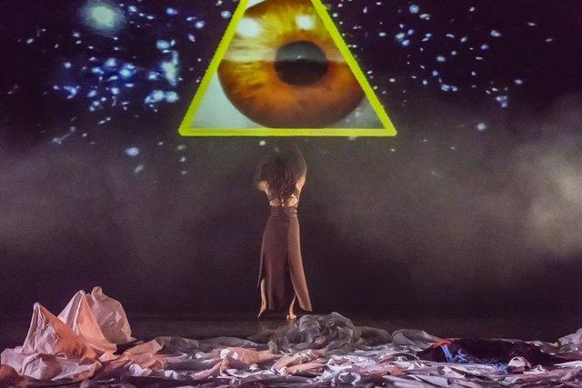 Espectáculo 'One.  Ritual para una desconocida'