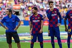 Messi no viatja a Bilbao per a l'estrena de la Lliga (Javier Borrego / AFP7  / Europapress)