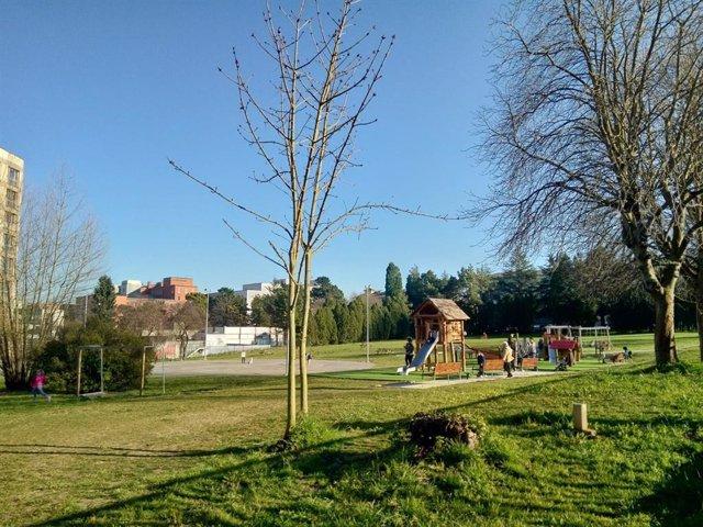 Parque de Truébano