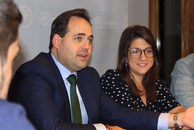 El presidente del PP, Paco Núñez, en una foto de archivo