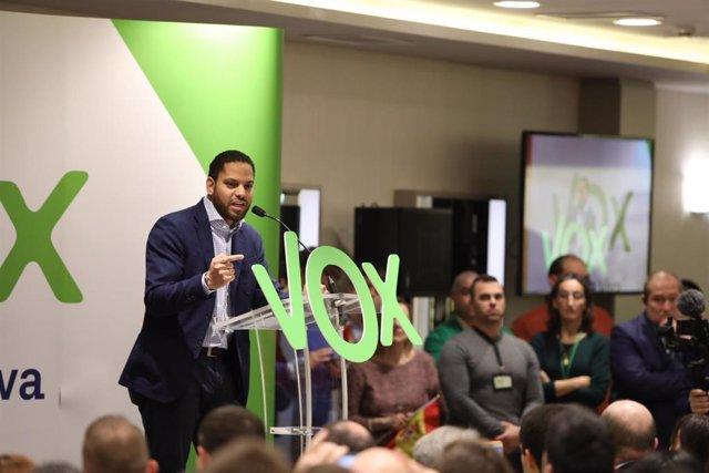 Ignacio Garriga, diputado de Vox en el Congreso por Barcelona