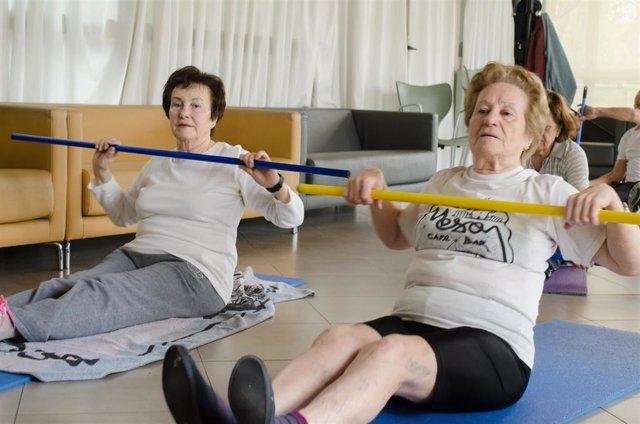 Los mayores que se mantenían físicamente activos de seis a siete días a la semana tenían un 73 por ciento menos de riesgo de delirio postoperatorio