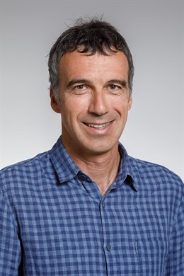 Jesús Iribarren, jefe del gabinete de la consejera de Salud