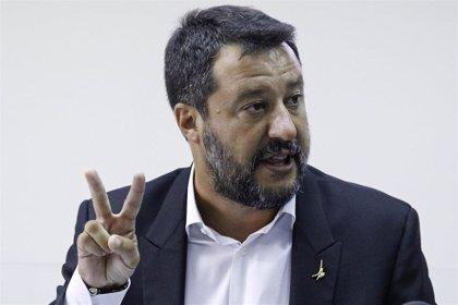 """Salvini insiste en negar el desembarco del Open Arms: """"¿Reapertura de puertos? No en mi nombre"""""""
