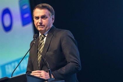 Brasil/Argentina.- Bolsonaro amenaza con abandonar Mercosur por el auge de la oposición en Argentina