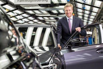 Oliver Zipse asume los mandos del grupo BMW