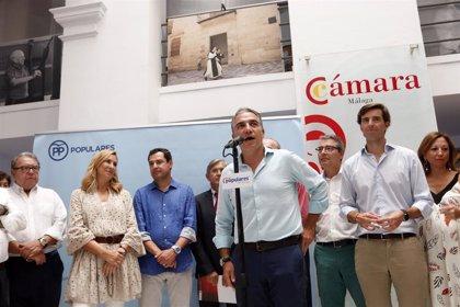 """El PP de Málaga distingue la """"impagable labor social"""" de Cruz Roja con su tradicional premio 'Populares del Año'"""