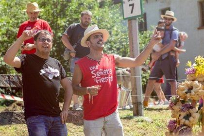 'Una señora fiesta' vuelve a Vegarrionda, de tan solo 15 habitantes