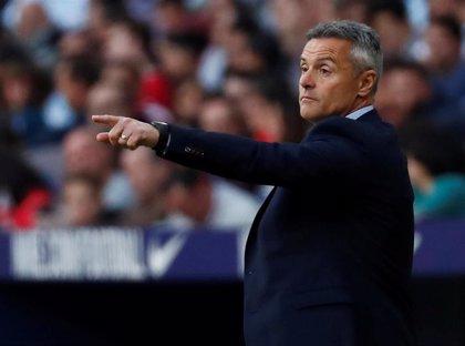 """Escribá: """"El que defina mejor en las dos áreas estará más cerca de llevarse el partido contra el Real Madrid"""""""