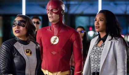 Así afectará Crisis en Tierras Infinitas a la 6ª temporada de The Flash