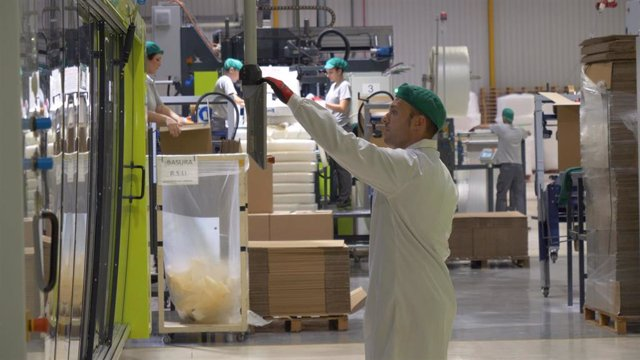 [L Enviosprensa.Ceceu] Nota De Prensa: Polisur Cuenta En Lepe Con La Mayor Planta De Andalucía Para La Fabricación De Envases Termoformados