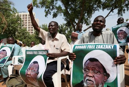 El líder del grupo chií IMN vuelve a Nigeria tras rechazar las condiciones de tratamiento médico en India