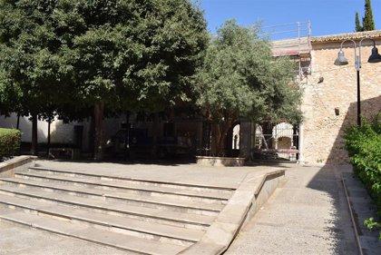 Empiezan las obras para rehabilitar las cubiertas de edificios municipales de Inca