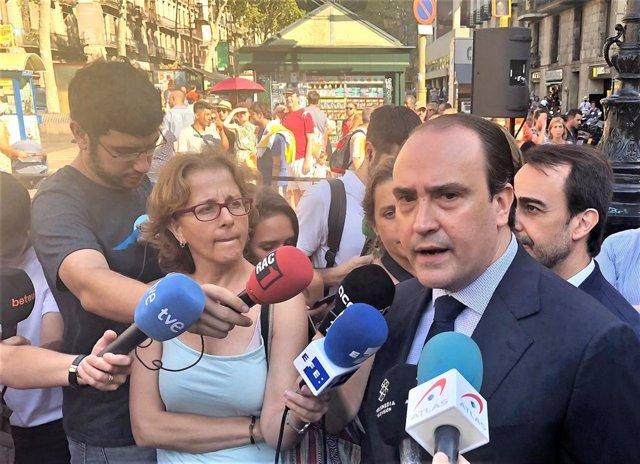 Daniel Serrano, PP