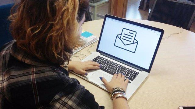 Un sistema de voto electrónico garantiza privacidad y autenticidad del elector