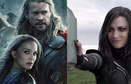 Cate Blanchett (Hela) quiere enfrentarse al Thor de Natalie Portman en Love and Thunder