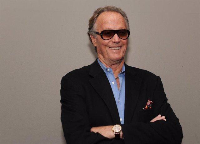 El actor Peter Fonda