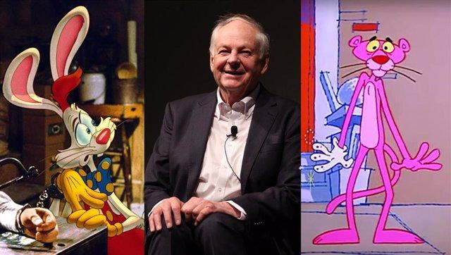 Rogger Rabbit, La Pantera Rosa y el animador Richard Williams