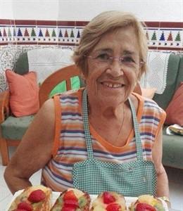 Ana Ibáñez, en una imagen difundida en redes sociales
