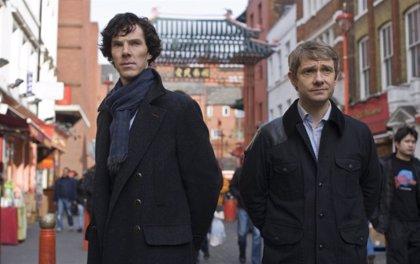 ¿Habrá 5ª temporada de Sherlock? Martin Freeman responde